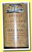 Glencraig 1975/2000 (40%, Spirit of Scotland)